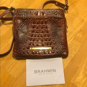 Brahmin pecan Melbourne style number L14151pa